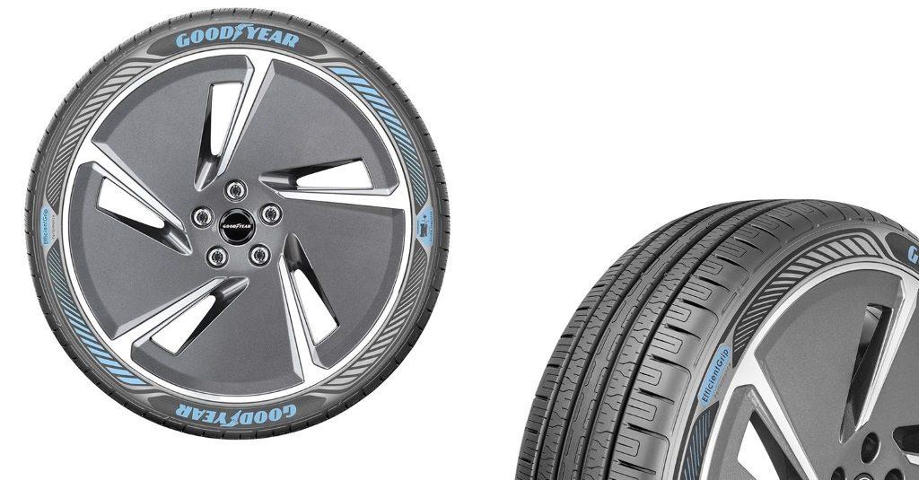 Goodyear EfficientGrip Performance : pneu pour voiture électriques