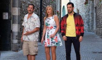 Murder Mystery, un film léger qui bat des records sur Netflix