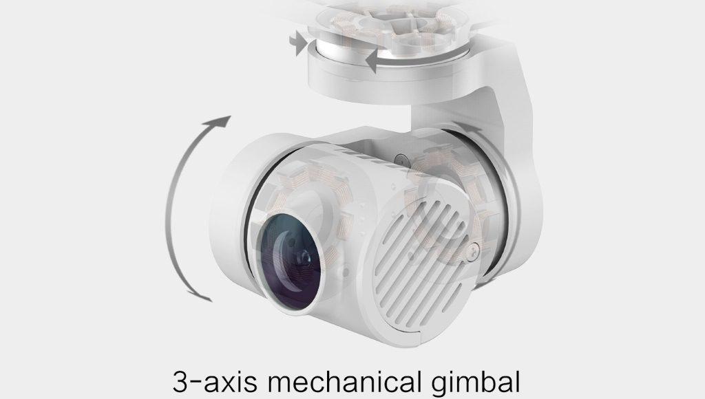 Xiaomi Fimi X8 SE : caméra