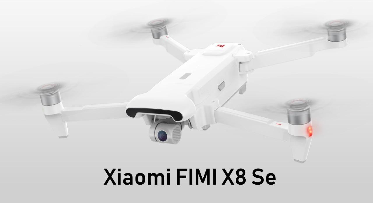 drone 4K Xiaomi FIMI X8 Se
