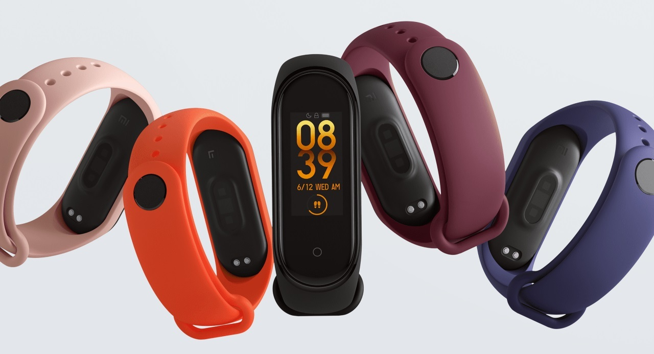 bracelet connecté Xiaomi Mi Band 4