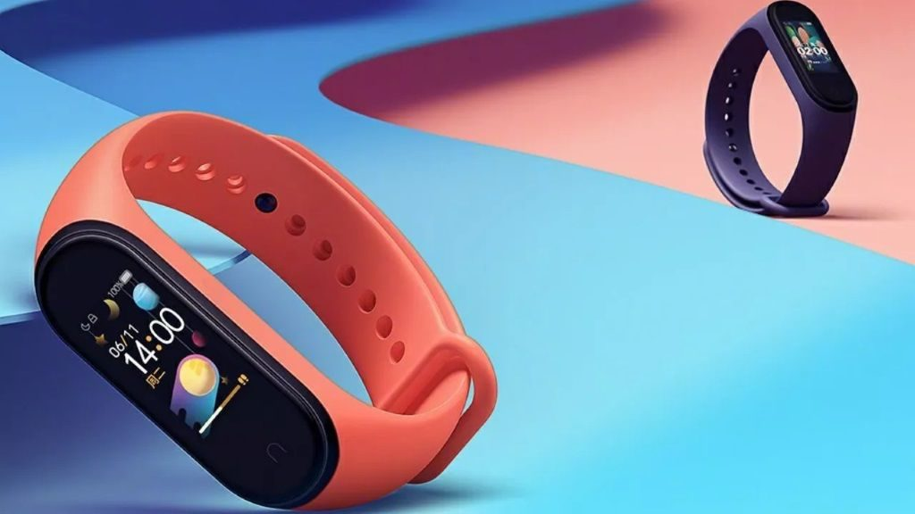 Xiaomi Mi Band 4 : smartwatch