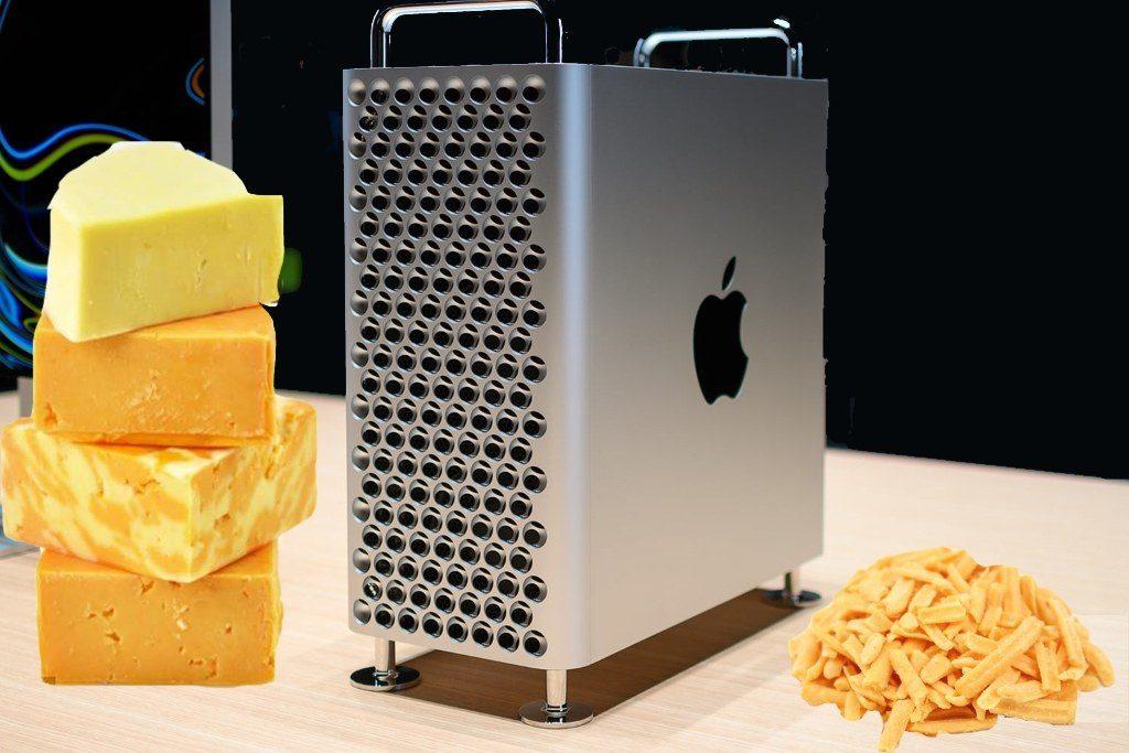 Apple Mac Pro 2019 : l'ordinateur qui ressemble à une râpe à fromage