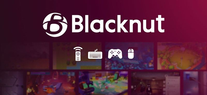 blacknut : cloud gaming