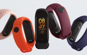 🔥 Code promo soldes : le bracelet connecté Xiaomi Mi Band 4 à 35€ [version internationale]