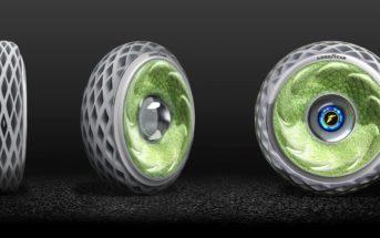 Pneus de voiture : 10 innovations qui vont révolutionner les pneumatiques