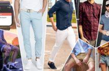 homme mode été 2019