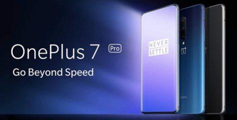  Promo : le smartphone Oneplus 7 8+256Go en réduction à 450€ et 7 Pro à 657€