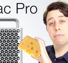 Les meilleures parodies du Apple Mac Pro qui ressemble à une râpe à fromage