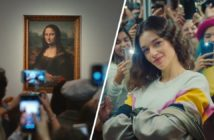 pub perrier 2019 : la joconde - mona lisa