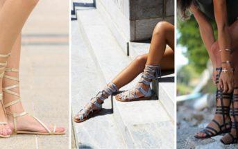 Mode été 2019 : quelles sandales pour quel usage ?