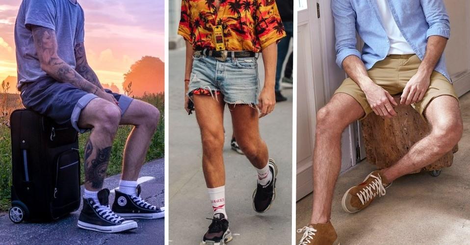 le short homme à la mode se porte court pour l'été 2019