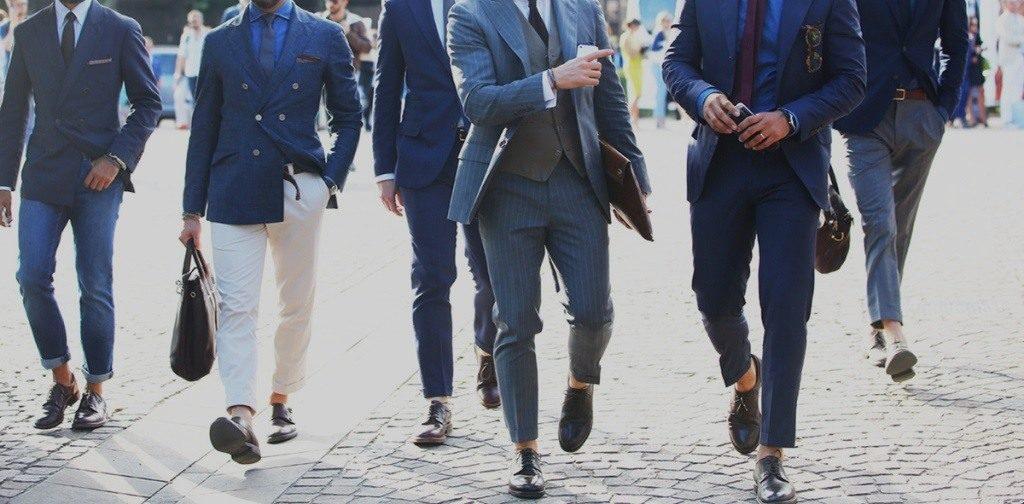 Le style tailoring (ou business) : homme mode été 2019