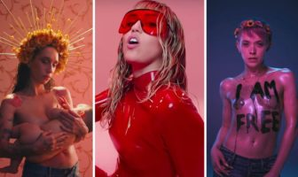 Clip féministe NSFW : Miley Cyrus - Mother's Daughter