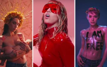 Mother's Daughter : le clip trash et féministe de Miley Cyrus [NSFW]