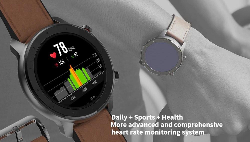 Huami Amazfit GTR : santé
