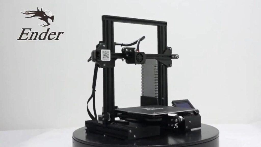 Imprimante Creality 3D Ender 3