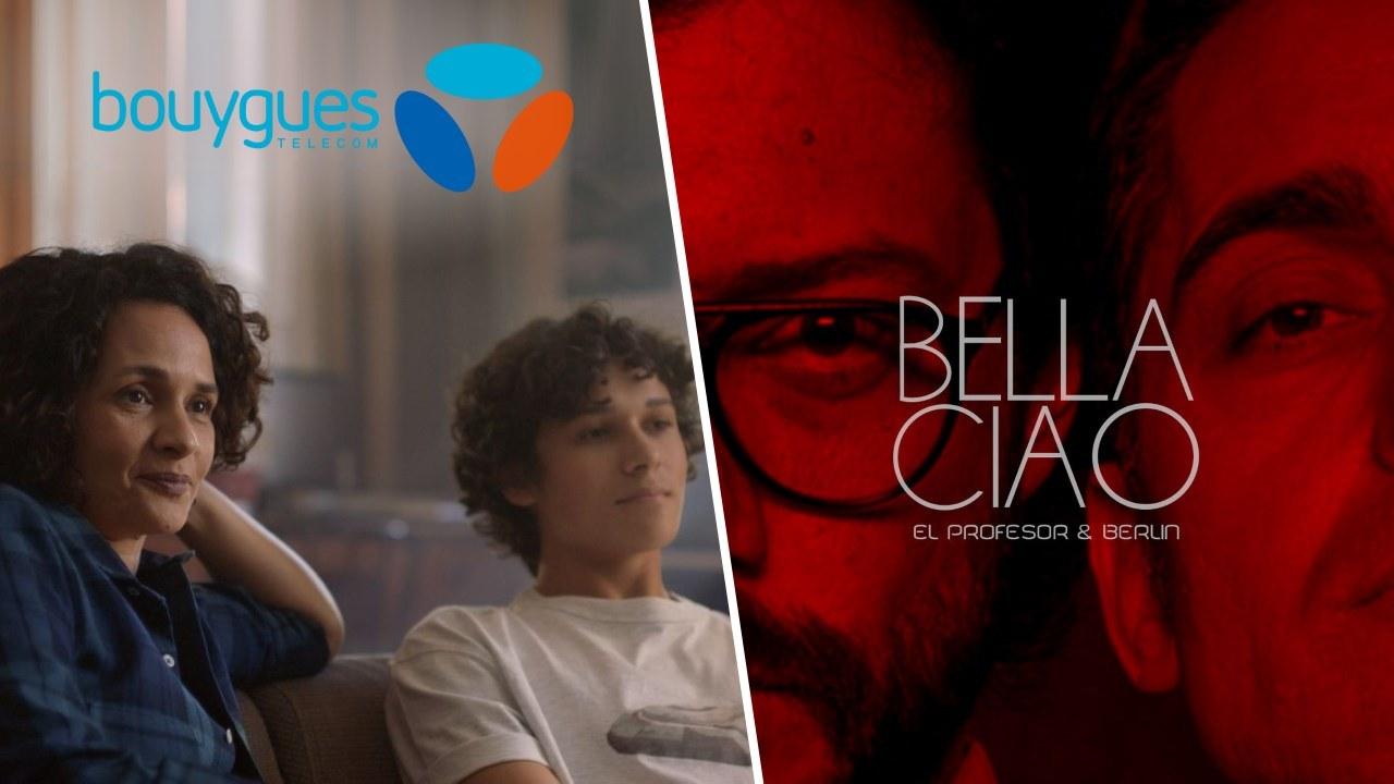 Bella Ciao : musique de la Bouygues Telecom et Netflix 2019 [Casa de papel]