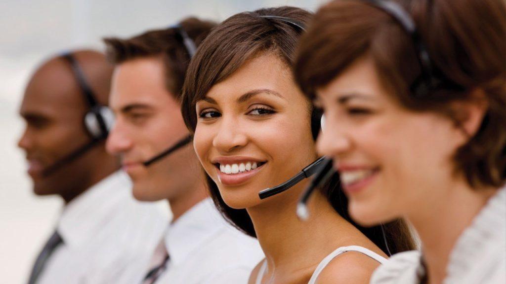 call-center e-commerce