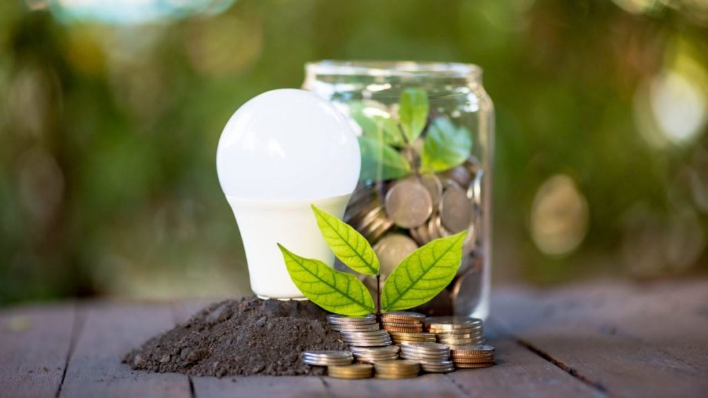 consommation d'énergie verte et économies