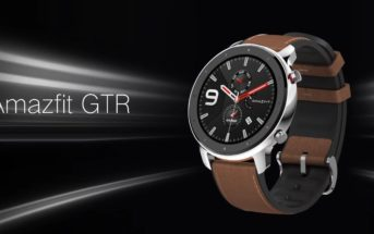 Promo Amazfit GTR 47mm : la montre connectée à 111€ [double 11]