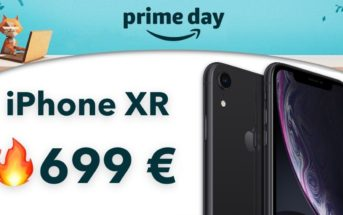🔥 Promo Amazon Prime Day : l'iPhone XR en réduction à 699€ [soldes -18%]