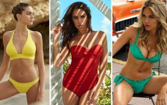 Mode : les tendances maillots de bain été 2019 pour femmes