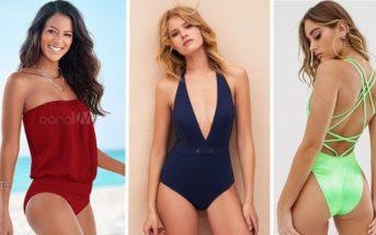 Quel maillot de bain une-pièce choisir cet été en fonction de son style ?