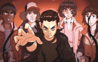 Fan film : si Stranger Things était un dessin animé des années 80