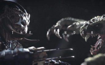 Lander : un alien affronte des monstres [court-métrage SF]
