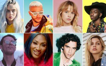 🎶 Quel sera LE tube de l'été 2019 ? Les 20 chansons à écouter cet été !
