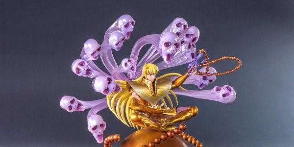 figurine Saint Seiya du Chevalier D'or de la Vierge, Shaka