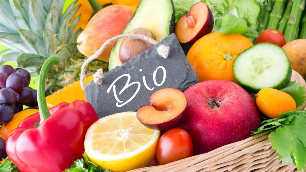 fruits et légumes - AB Biologique