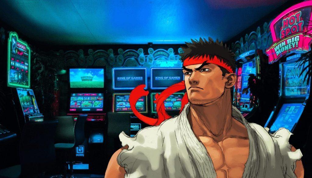 machines à sous et jeux-vidéos