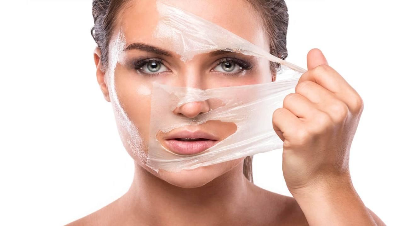 peeling peau du visage : astuce beauté