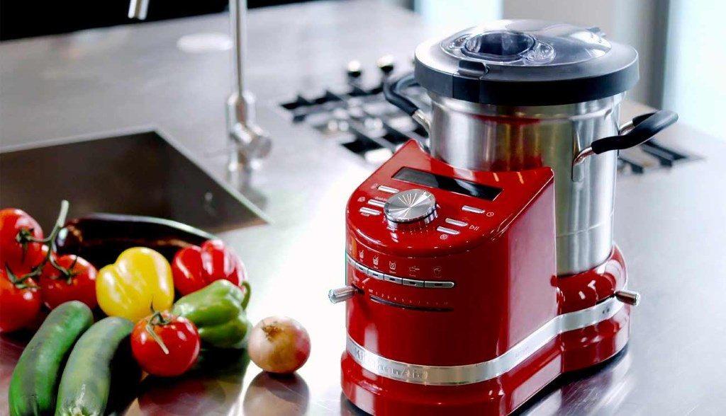 robot de cuisine mutifonctions : le Kitchenaid