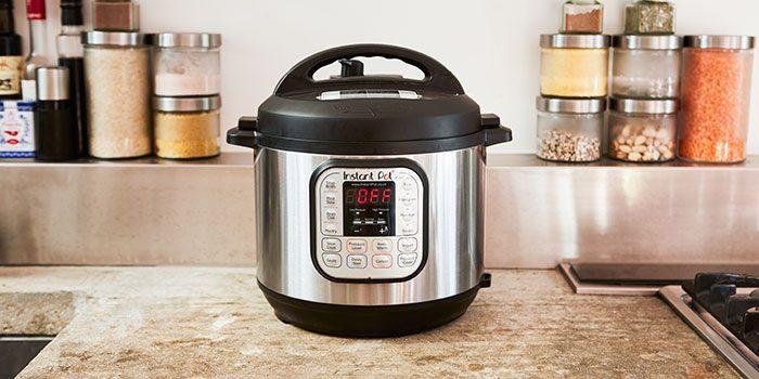 robot de cuisine mutifonctions : l'Instant Pot Duo