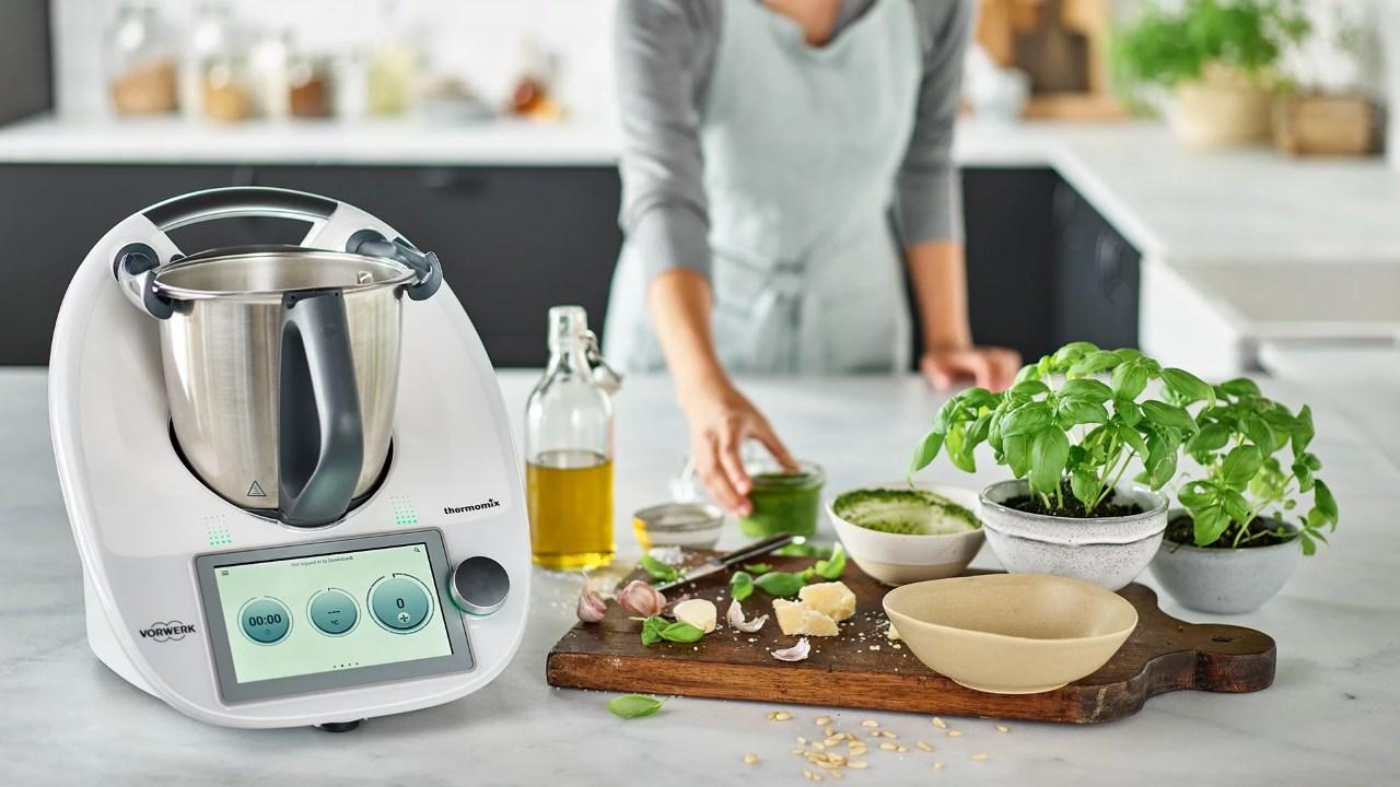 robot de cuisine mutifonctions