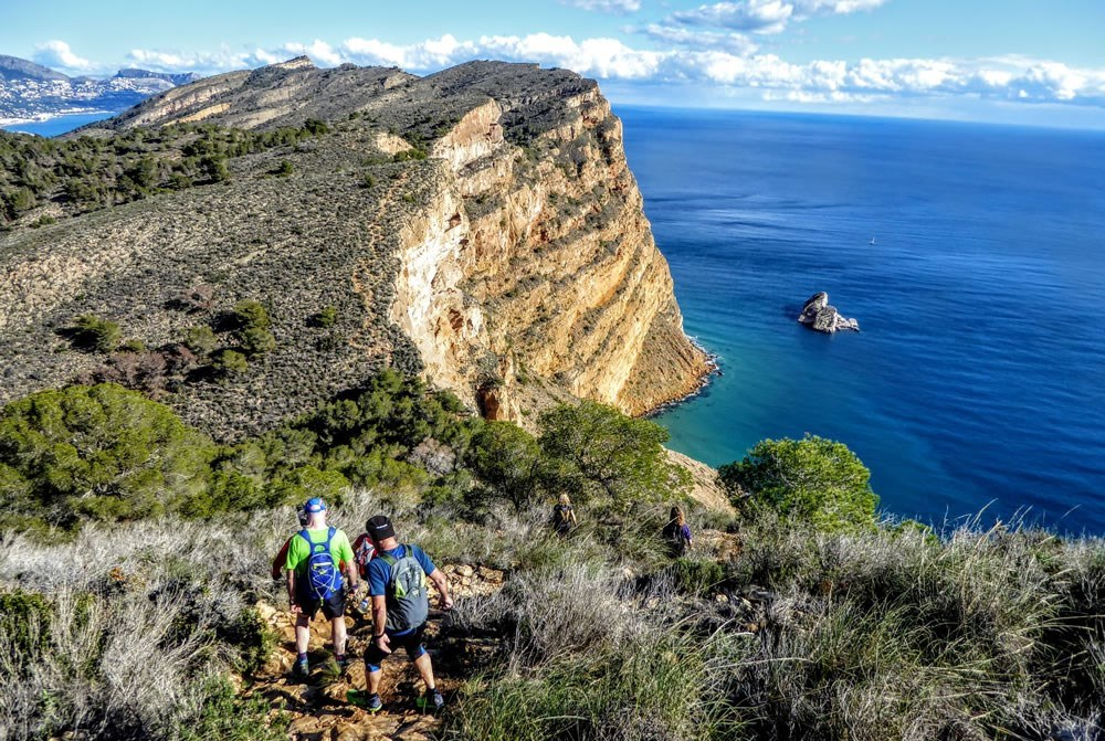 Benidorm : randonnée Sierra Helada