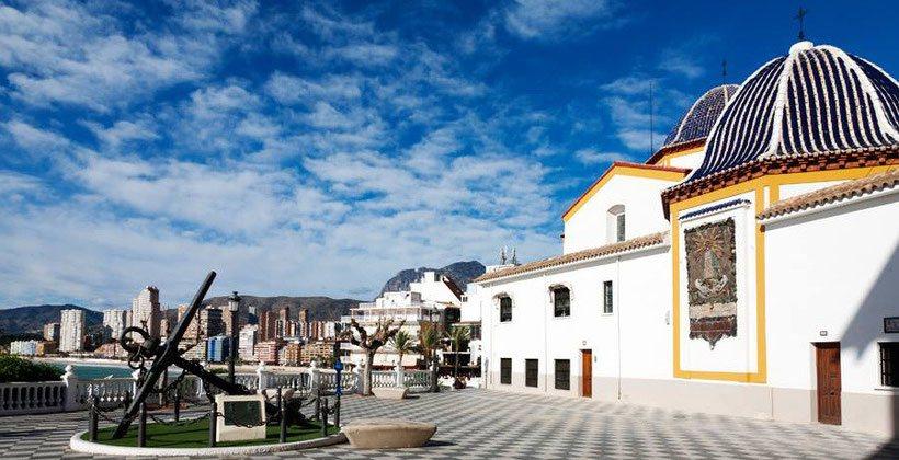 Benidorm : vieille ville