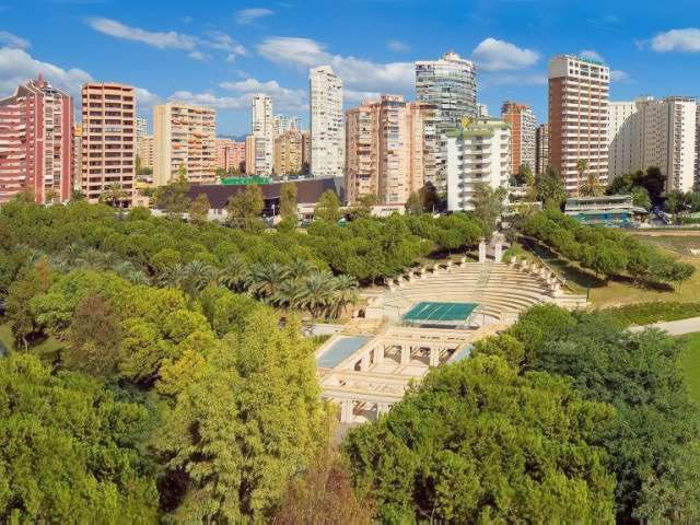 L'Aiguera Park (Benidorm)