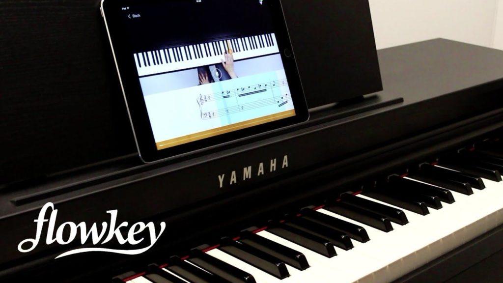 apprendre le piano avec flowkey
