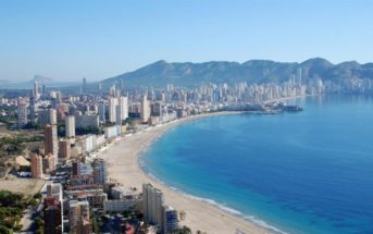 10 choses à faire et à voir en famille à Benidorm en Espagne