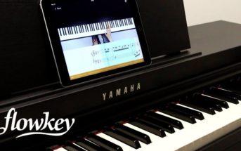 Comment apprendre le piano facilement avec l'application flowkey ?