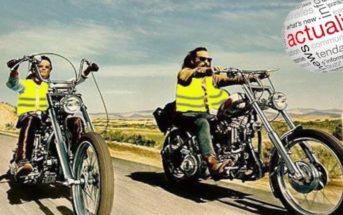 Le port du gilet jaune à moto va-t-il devenir obligatoire ?