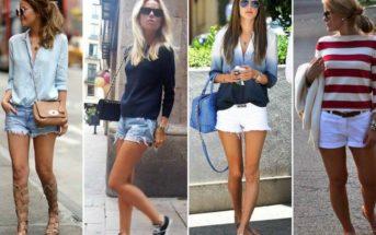 Sexy, sage ou rock : trois façons de porter le short cet été