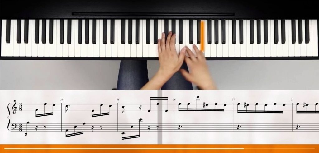 flowkey : partitions de piano