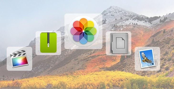 mac recovery files