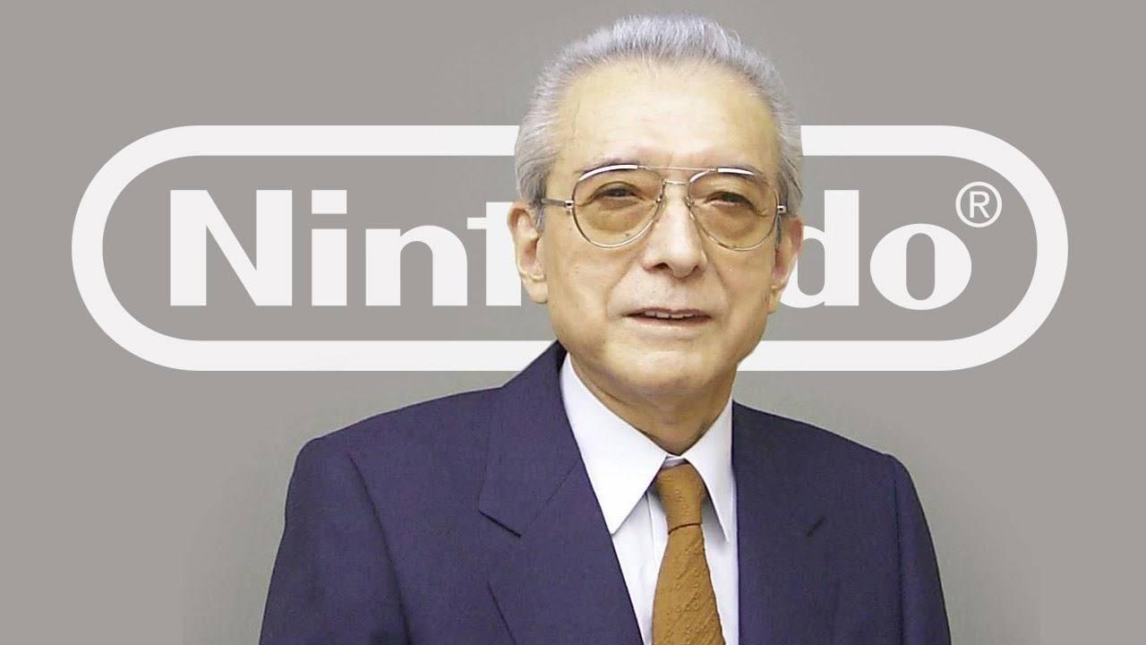 Hiroshi Yamauchi : fondateur de Nintendo