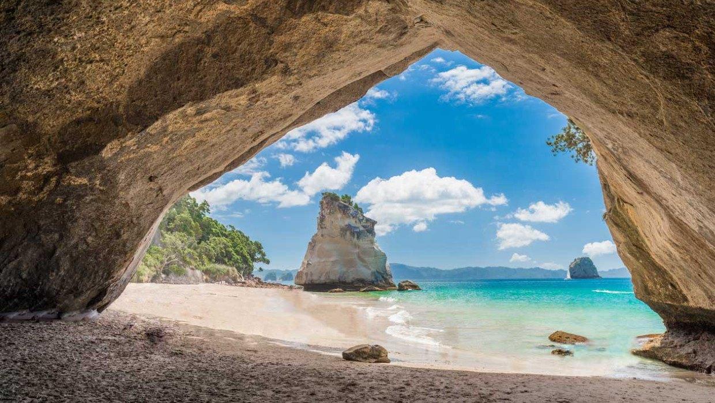 Nouvelle Zélande : péninsule de Coromandel